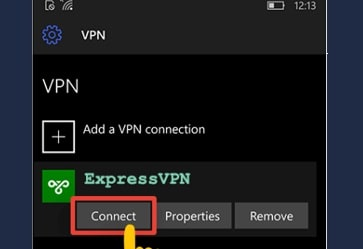 Лучший VPN для телефона Windows Phone или Windows Mobile
